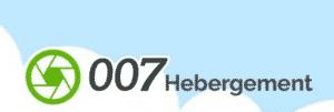 007 hébergement