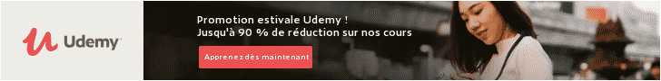 Udemy 90% reduction